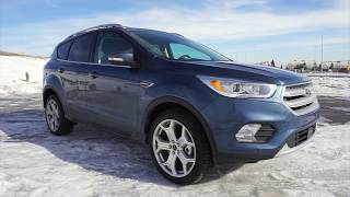 2018 Ford Escape Titanium: Still Worth a Look? - TheDriveGuyde Review