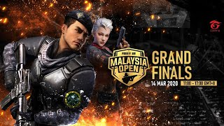 Free Fire Malaysia Open Grand Final