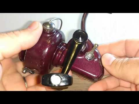 Vintage Shakespeare 2062 Spinning Reel Review
