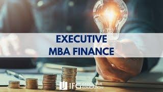 Maîtrisez les dimensions de la Haute Finance (MBA FInance)