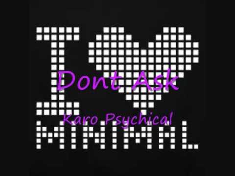 Top 10 MINIMAL songs 2010