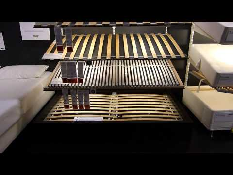 Ikea MALM bed variations explained - YouTube