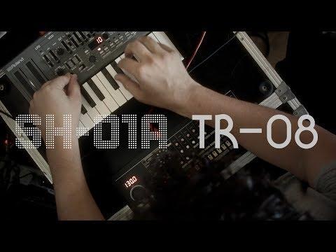 One Take with Roland Boutique TR-08 & SH-01A: Mathew Jonson