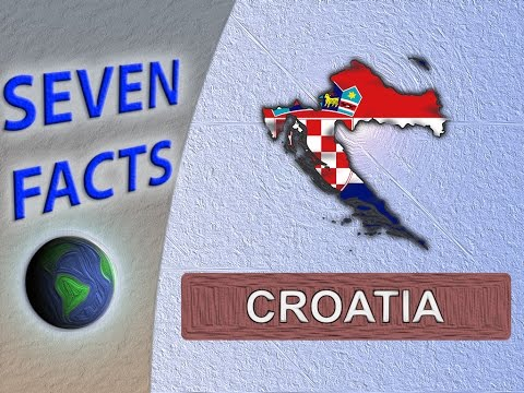 7 Facts about Croatia
