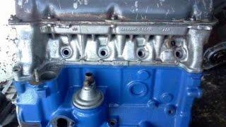 как снять двигатель ВАЗ 2101 не снимая коробки