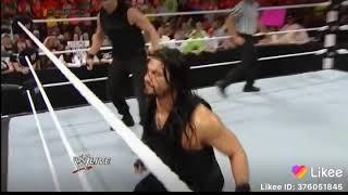 Udaipur ki WWE Roman Reigns Dean Ambrose Seth rollins