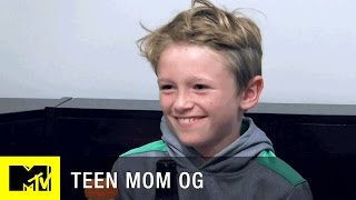'Bentley Hangs Out w/ Both His Parents' Official Sneak Peek | Teen Mom (Season 6) | MTV