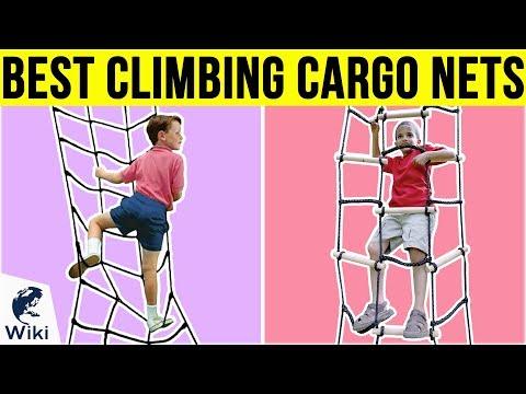 8 Best Climbing Cargo Nets 2019
