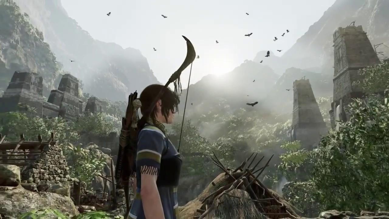Tomb Raider Totems