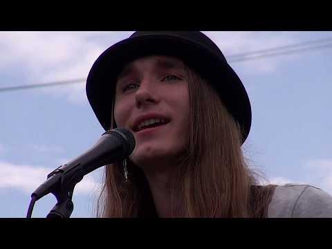 Sawyer Fredericks Stanger June 9, 2018 Queens Youth Music Festival
