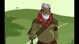 TALK NERDY TO ME // Tusks: The Orc Dating Simulator - Part 1