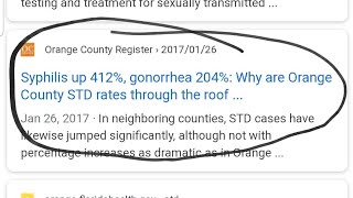 STDs At Alltime High in America thumbnail