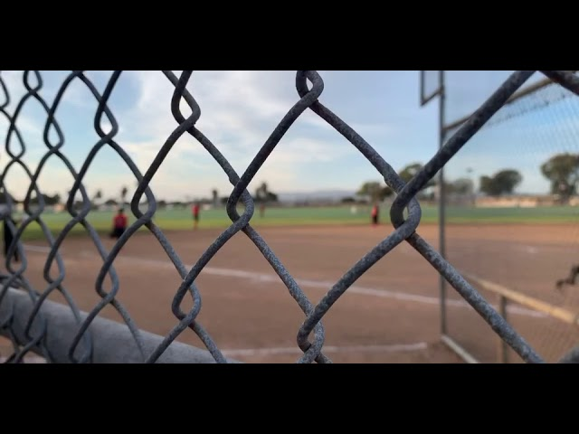 "Sac Hitterz ""Arianna with the homer in San Diego's showcase by the sea 2019"""