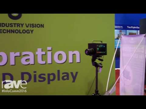 InfoComm 2016: VU-Industry Vision Technology Showcases Calibration For LED Display