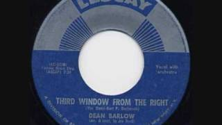 Dean Barlow Third Window From The Right