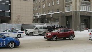 Протест 23.01 Новосибирск
