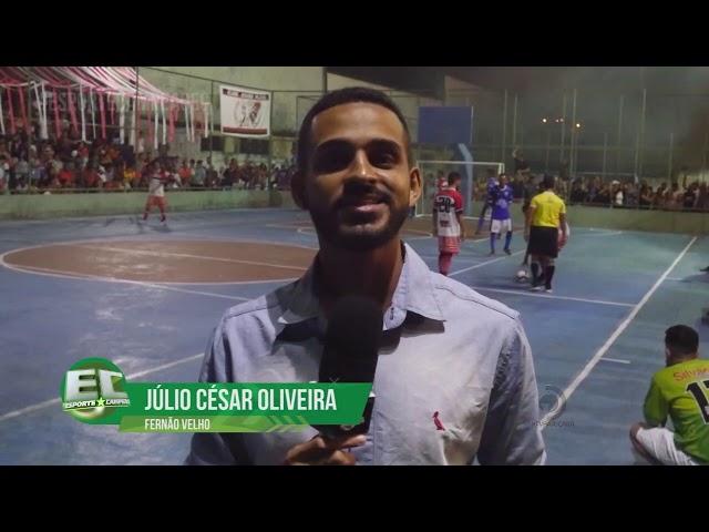 Final da III Edição do Campeonato de Futsal de Fernão Velho 2019