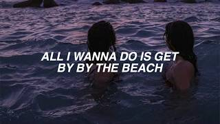 high by the beach // lana del rey lyrics