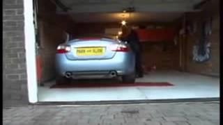Простой и гениальный гараж на 2 машины  смотреть онлайн