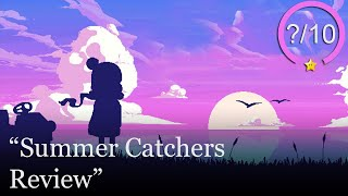 Summer Catchers Review [Switch & PC] (Video Game Video Review)