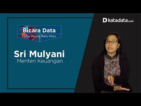 Bicara Data Bersama Sri Mulyani