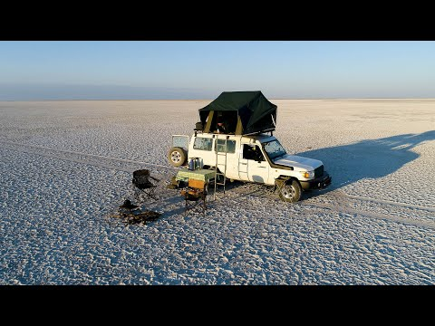 Travel Adventures Botswana - 4x4 Self Drive Safari in the Okavango and Makgadikgadi Pans, Botswana