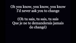 Bruno Mars - Just the way you are (Lyrics+traduction)