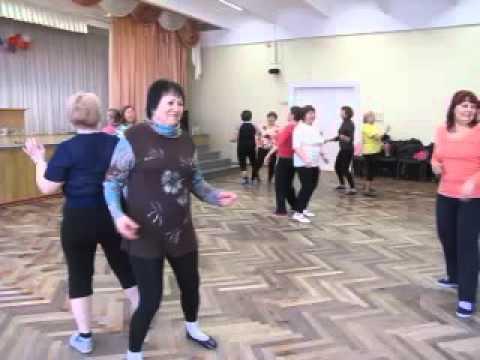 Твист. Танцы для Вашей мамы. Клуб «Рута» Оболонь. Обучение.