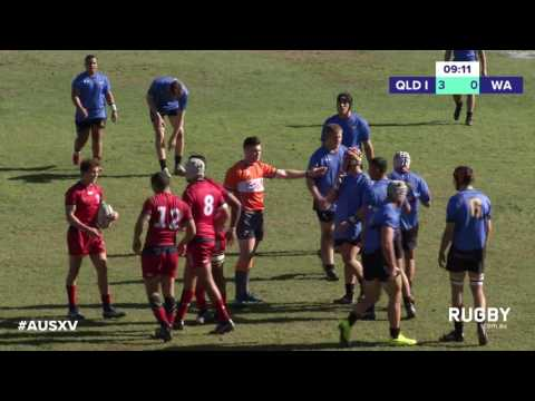 FULL REPLAY: QLD Schools I vs. WA Schools