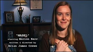 Mabel - a Film Crewe Monologue with Marion Kerr