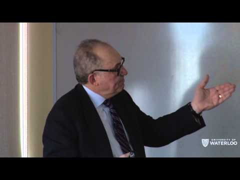 George Gross - WISE Lecture Series