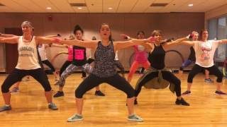"""""""HANDCLAP"""" Fitz and The Tantrums - Dance Fitness Workout with Free Weights Valeo Club"""