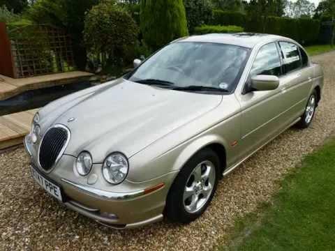 Jaguar S Type 3 0 V6 Se Auto 2000 For Sdsc Specialist Cars