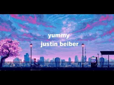 lirik-yummy-justin-bieber