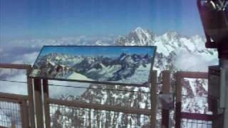 Mont Blanc - the white mountain