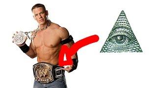 John Cena is Illuminati