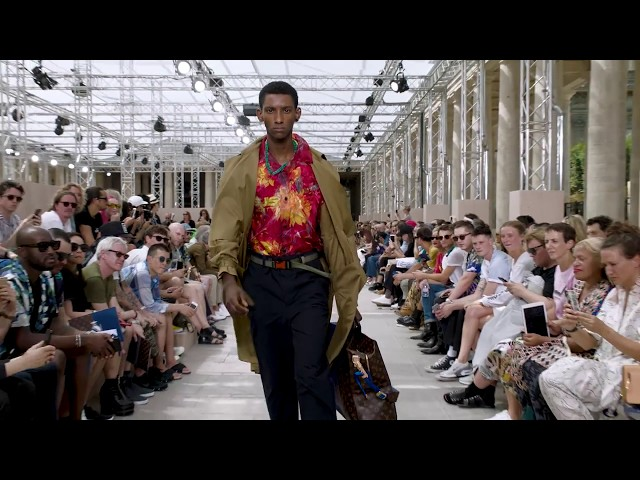 Highlights from the Louis Vuitton Men's Spring-Summer 2018 Fashion Show