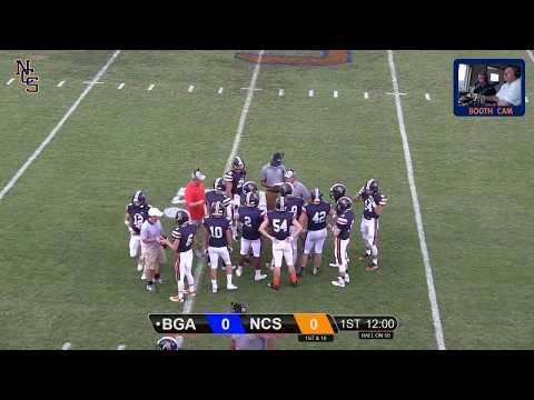 Eagles Football vs Battle Ground Academy