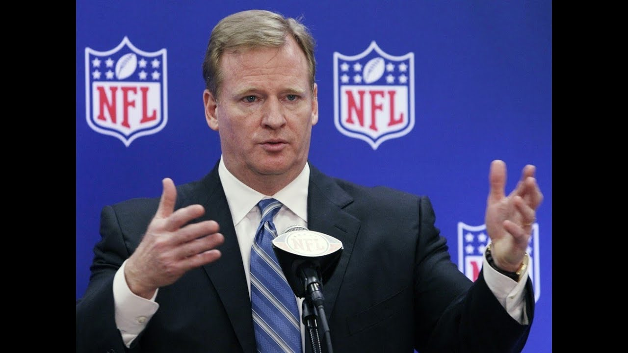 Roger Goodell gets loudly booed, league exec pushes back