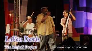 LaVan Davis live @ West Adams Jazz Concert 2015