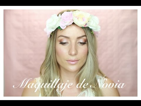 Maquillaje de novia paso a paso Video