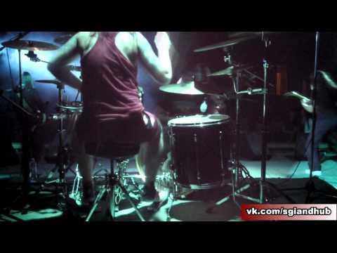"Max Talion Drum Cam (Sgian Dhub - ""My Prayer"" LIVE)"