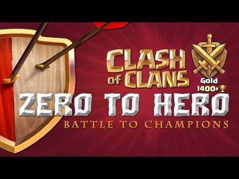 Clash of Clans - Battle to Champions! Ep. 4 The Return of the FaceCam! - 동영상