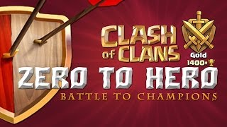 Clash of Clans - Battle to Champions! Ep. 4 The Return of the FaceCam!