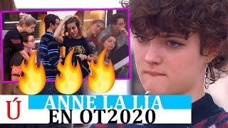 Anne destapa por error el primer shippeo de OT 2020. Las redes arden con Flavio y Samantha Beethoven