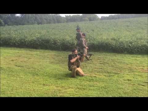 Illinois state militia jtx 2016 video