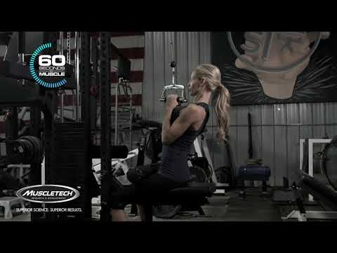 1mn on a Muscle by Muscletech - Jenna Renee Webb