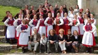 Akwarelki - W klasztorze świętokrzyskim