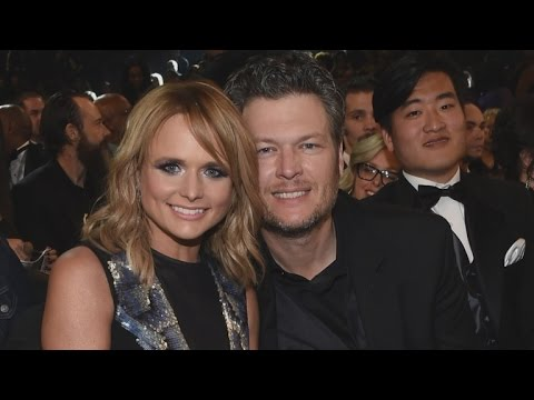 A Complete Timeline of Blake Shelton and Miranda Lambert's ...