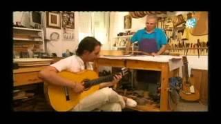 Entrevista al luthier José Rodríguez para Programa Canal Sur